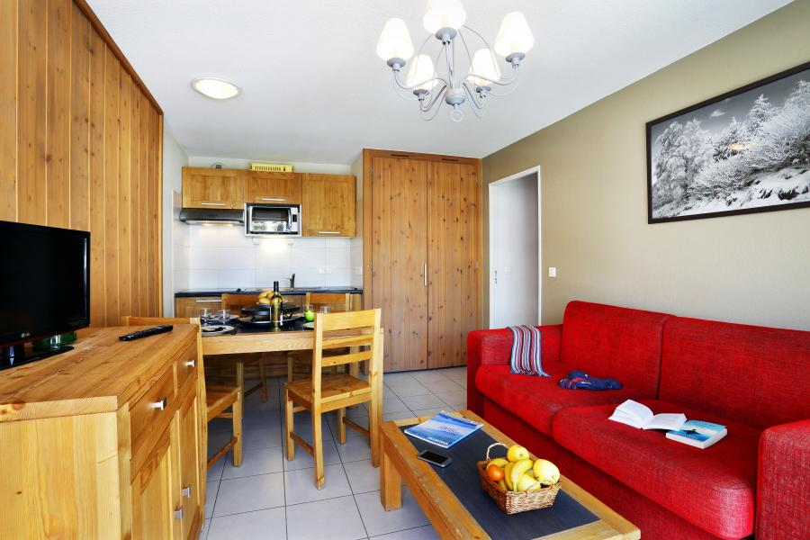 Rent in ski resort Résidence l'Aigle Bleu - Serre Chevalier - Living room