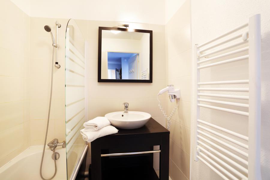 Location au ski Résidence l'Aigle Bleu - Serre Chevalier - Salle de bains