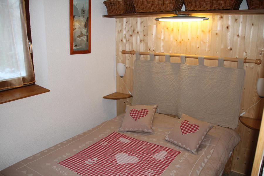 Location au ski Studio cabine 4 personnes (16) - Résidence l'Aiglon - Serre Chevalier - Chambre