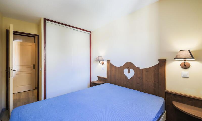 Vacances en montagne Appartement 2 pièces 5 personnes (Confort 32m²-2) - Résidence l'Alpaga - Maeva Home - Serre Chevalier - Extérieur hiver