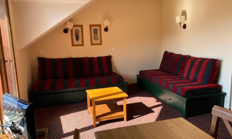 Vacances en montagne Appartement 2 pièces 7 personnes (Confort 45m²) - Résidence l'Alpaga - Maeva Home - Serre Chevalier - Extérieur hiver