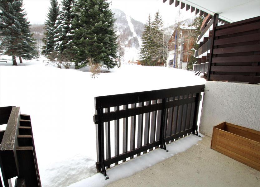 Location au ski Studio coin montagne 4 personnes (014) - Résidence l'Izoard - Serre Chevalier