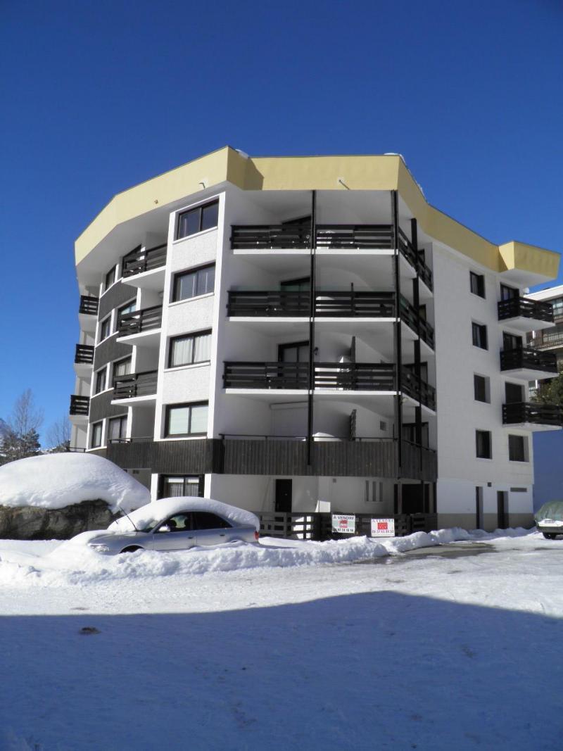 Soggiorno sugli sci Résidence l'Yret - Serre Chevalier - Esteriore inverno