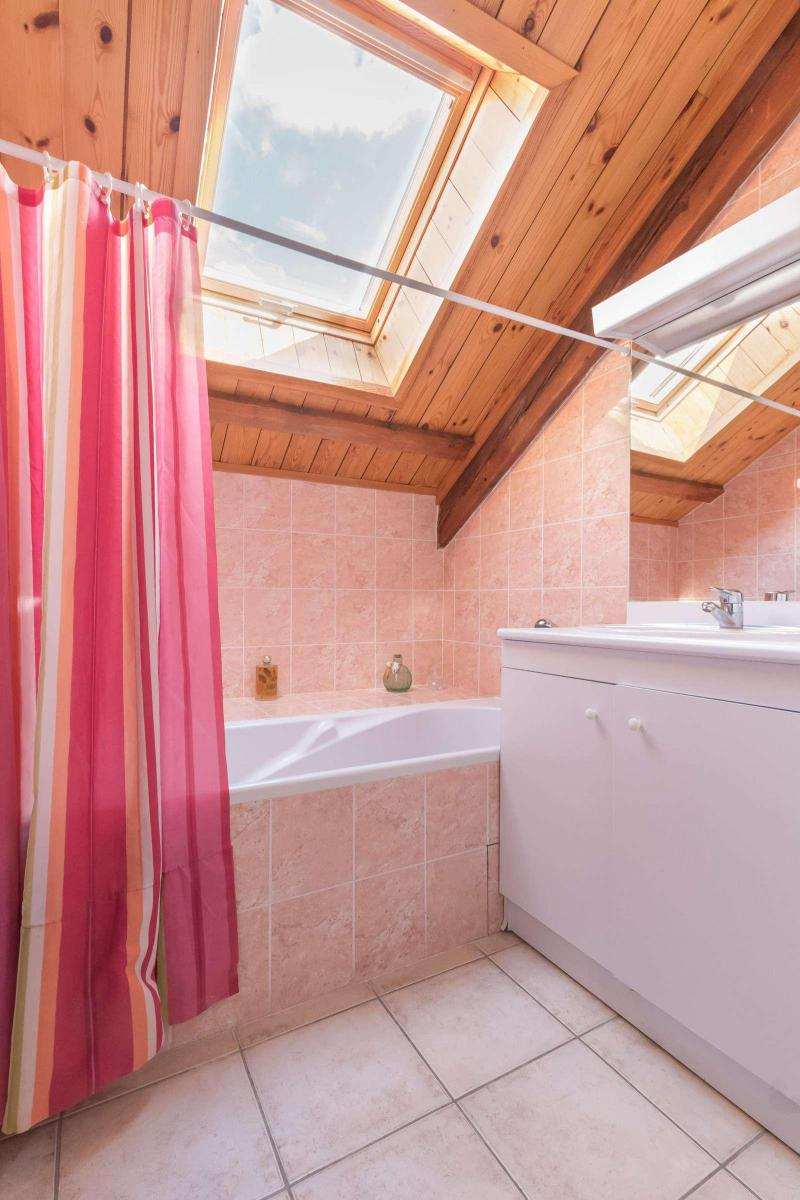 Location au ski Appartement 4 pièces mezzanine 12 personnes - Résidence la Clé des Champs - Serre Chevalier