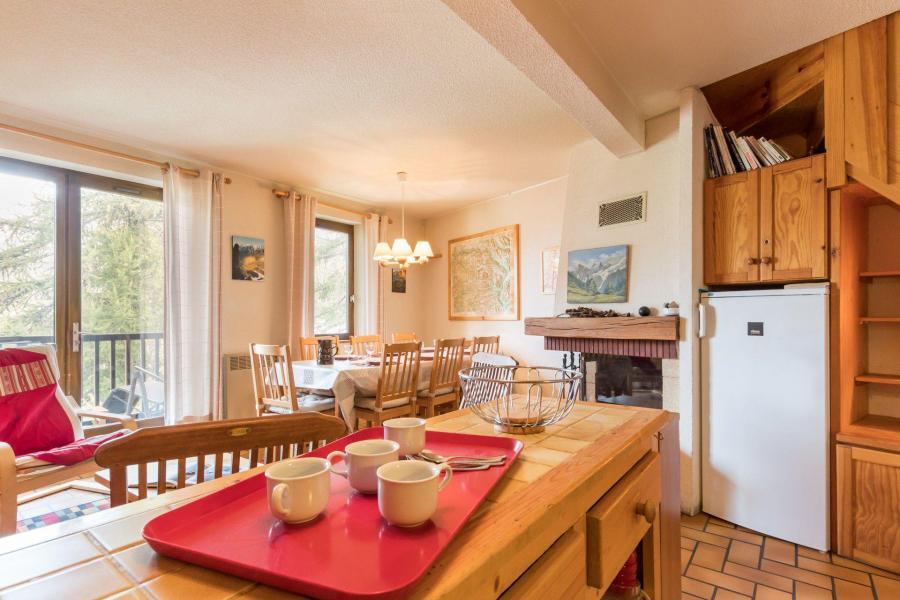 Soggiorno sugli sci Appartamento 4 stanze con alcova per 8 persone (414) - Résidence la Gardiole - Serre Chevalier