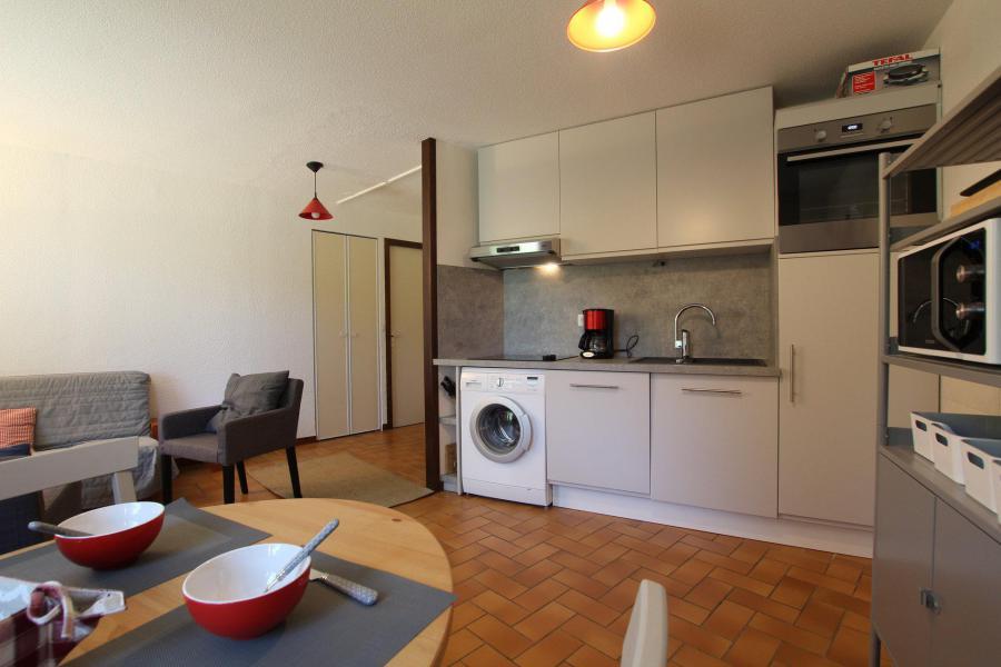 Soggiorno sugli sci Appartamento 2 stanze con cabina per 6 persone (QUE403) - Résidence la Gardiole - Serre Chevalier
