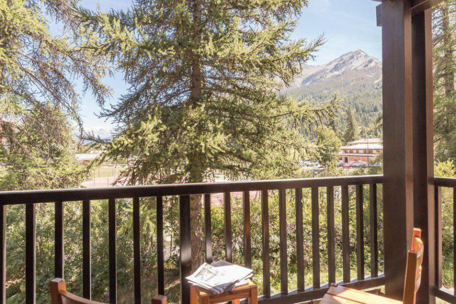Location au ski Studio coin montagne 4 personnes (309) - Résidence la Gardiole - Serre Chevalier