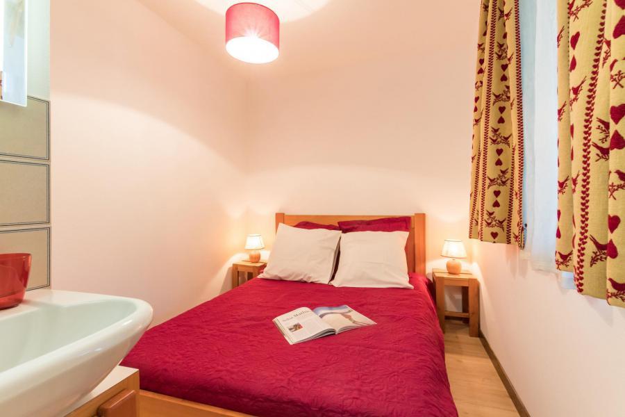 Soggiorno sugli sci Appartamento 2 stanze con cabina per 6 persone (QUE403) - Résidence la Gardiole - Serre Chevalier - Letto matrimoniale