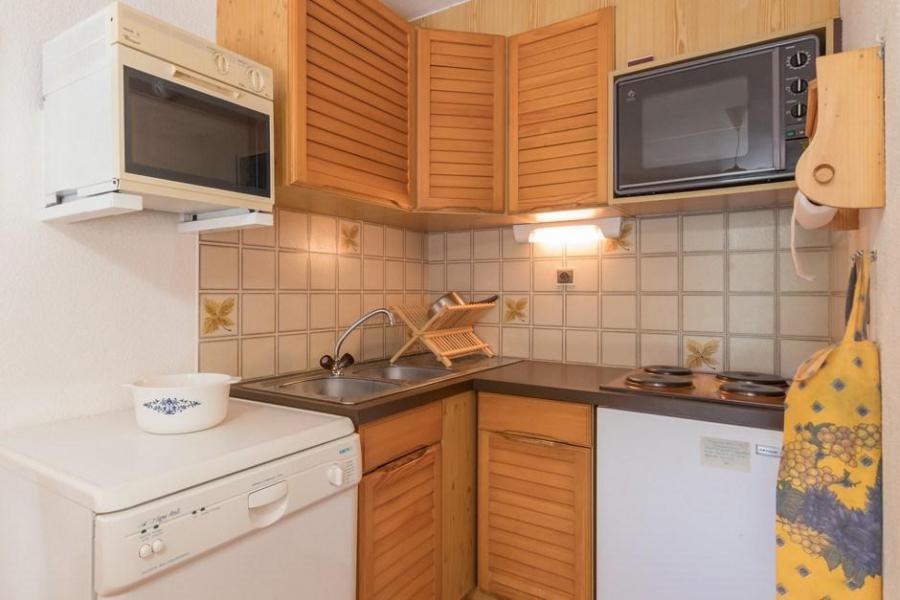 Ski verhuur Appartement 2 kamers bergnis 5 personen (305) - Résidence la Gardiole - Serre Chevalier - Keuken
