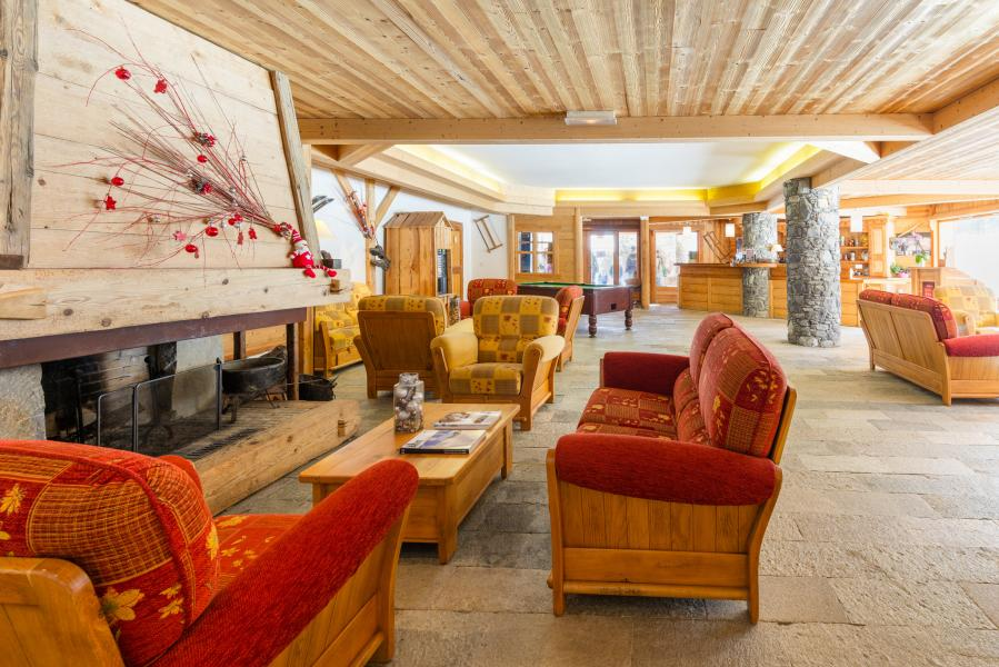 Alquiler al esquí Résidence Lagrange le Hameau du Rocher Blanc - Serre Chevalier - Recepción