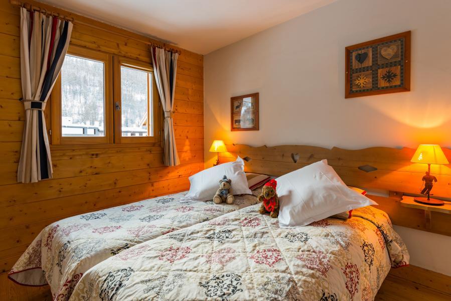 Alquiler al esquí Résidence Lagrange le Hameau du Rocher Blanc - Serre Chevalier - Habitación