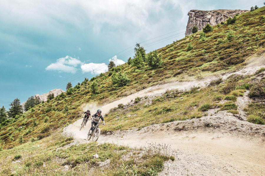 Location au ski Studio coin montagne 4 personnes (110) - Résidence Lautaret - Serre Chevalier