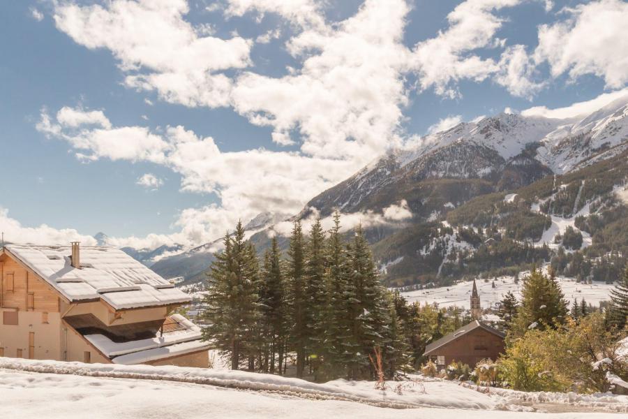 Soggiorno sugli sci Appartamento 3 stanze con mezzanino per 6 persone - Résidence le Bourg - Serre Chevalier