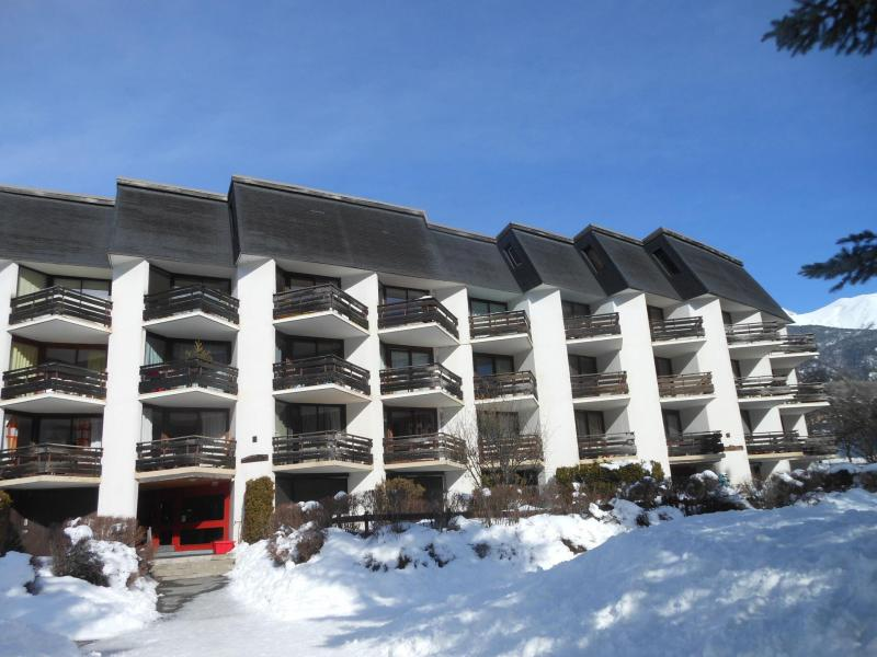 Soggiorno sugli sci Résidence le Champcella - Serre Chevalier - Esteriore inverno