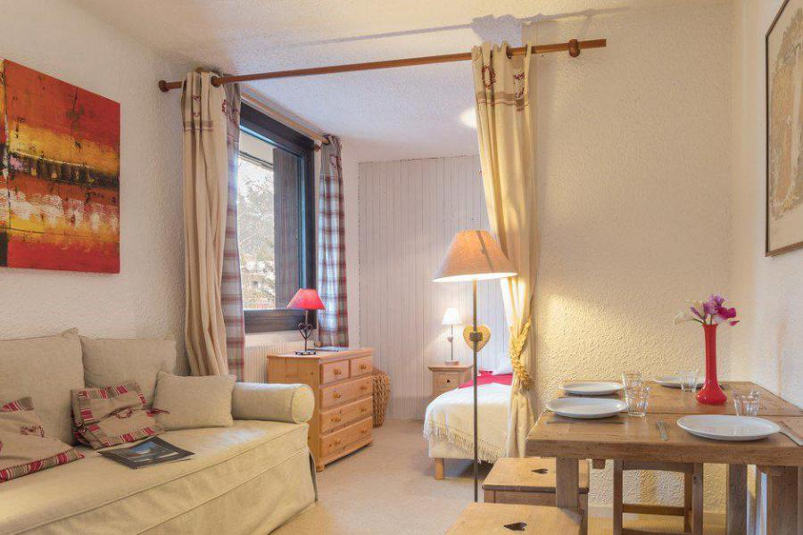 Ski verhuur Studio bergnis 4 personen (C339) - Résidence le Champcella - Serre Chevalier - Appartementen