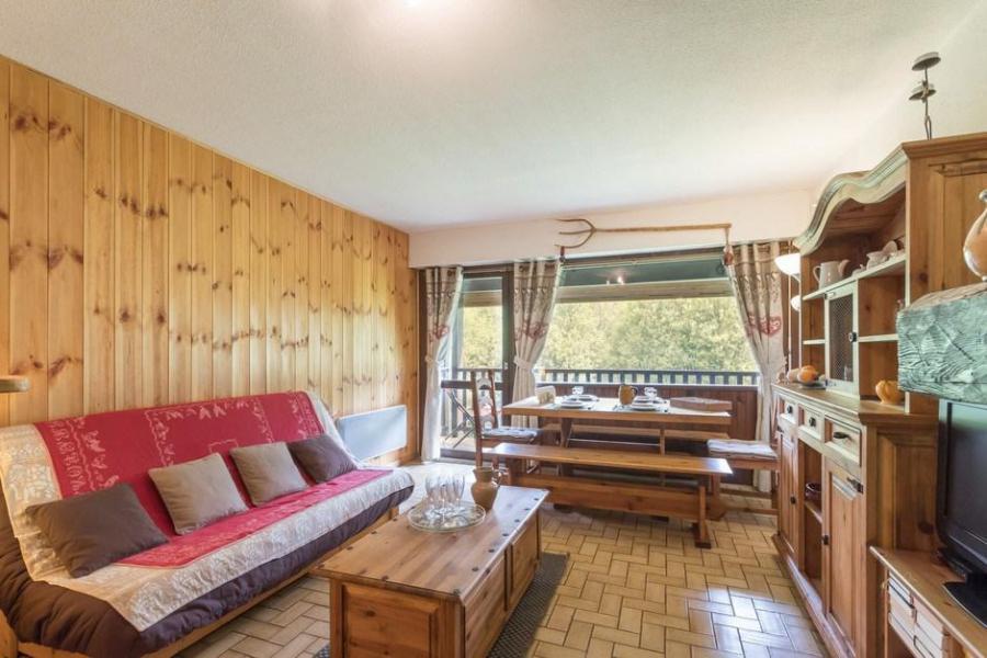 Location au ski Appartement duplex 3 pièces 6 personnes (006) - Résidence le Clos de l'Etoile - Serre Chevalier - Séjour