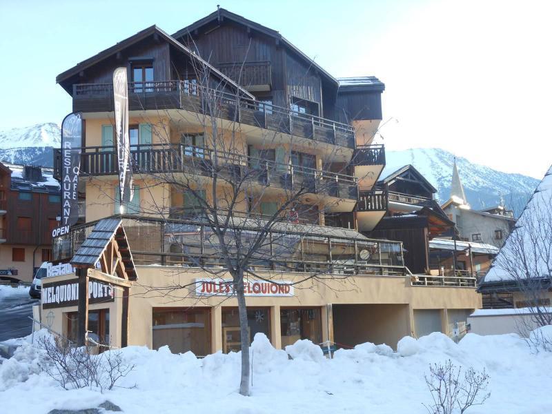Location au ski Résidence le Clos - Serre Chevalier - Séjour