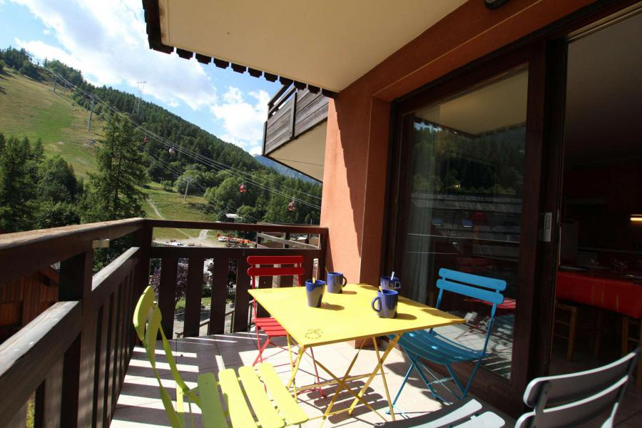 Location au ski Studio coin montagne 4 personnes (012) - Résidence le Clos - Serre Chevalier - Cuisine