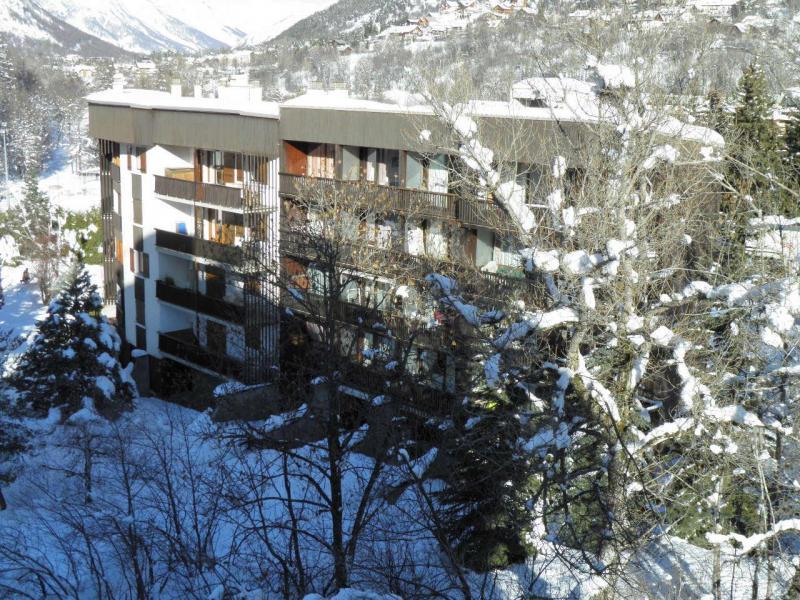 Soggiorno sugli sci Résidence le Coolidge - Serre Chevalier - Esteriore inverno