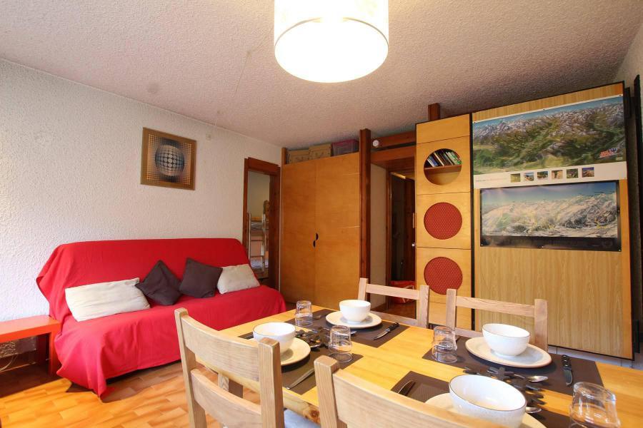 Location au ski Appartement 2 pièces coin montagne 6 personnes (L221) - Résidence le Coolidge - Serre Chevalier