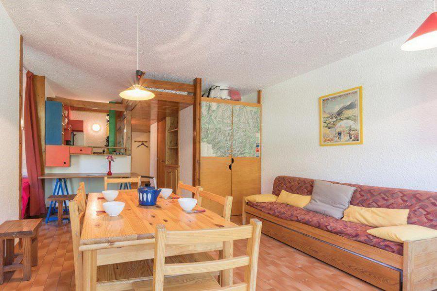 Location au ski Appartement 2 pièces coin montagne 6 personnes (L363) - Résidence le Coolidge - Serre Chevalier