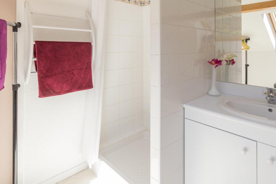Ski verhuur Appartement 3 kamers mezzanine 6 personen (36) - Résidence le Hameau du Bez - Serre Chevalier