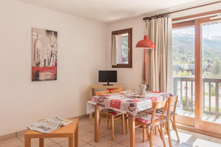 Location au ski Appartement 2 pièces coin montagne 6 personnes (12) - Résidence le Hameau du Bez - Serre Chevalier - Appartement