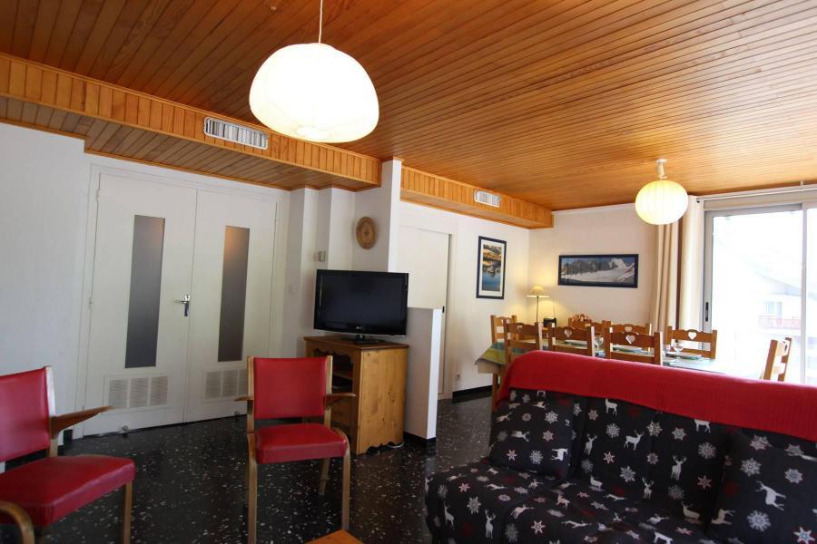 Ski verhuur Appartement 3 kamers 8 personen (0515) - Résidence le Pic Blanc - Serre Chevalier