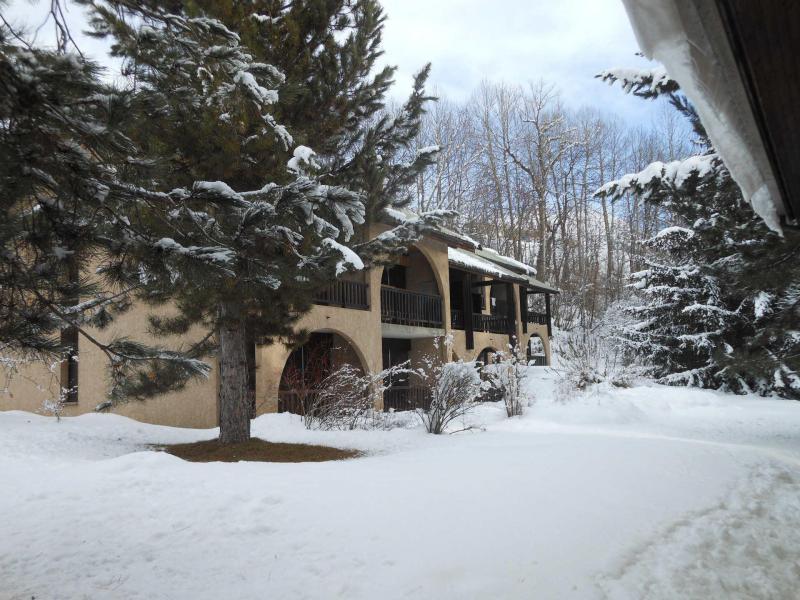 Soggiorno sugli sci Résidence le Prarial - Serre Chevalier - Esteriore inverno