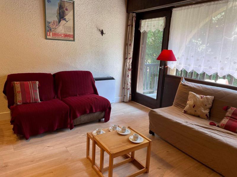 Location au ski Studio mezzanine 6 personnes (12B) - Résidence le Prarial - Serre Chevalier - Appartement