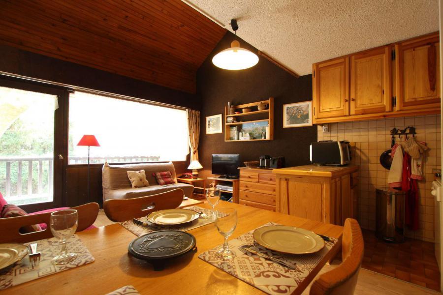 Location au ski Studio mezzanine 6 personnes (B012) - Résidence le Prarial - Serre Chevalier - Appartement