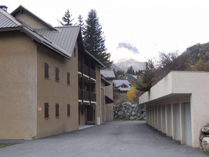 Alquiler al esquí Résidence le Rocher - Serre Chevalier