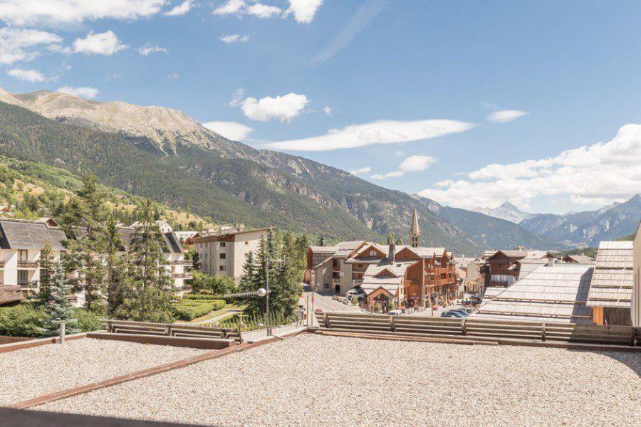 Location au ski Studio coin montagne 4 personnes (502) - Résidence le Serre d'Aigle - Serre Chevalier