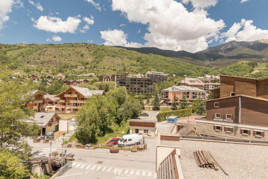 Location au ski Studio coin montagne 4 personnes (604) - Résidence le Serre d'Aigle - Serre Chevalier