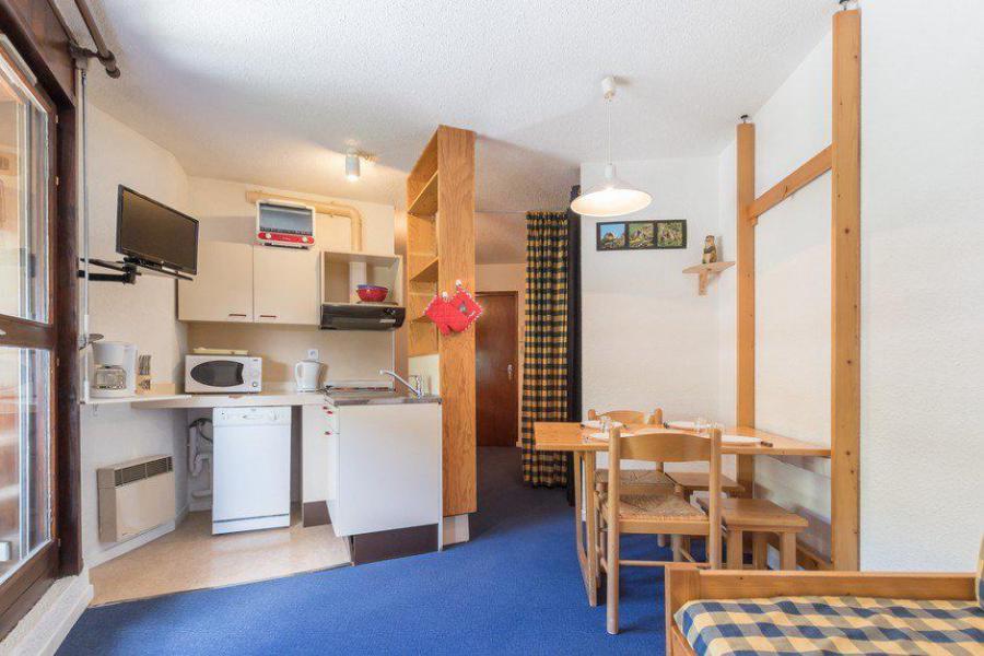 Location au ski Studio coin montagne 4 personnes (704) - Résidence le Serre d'Aigle - Serre Chevalier