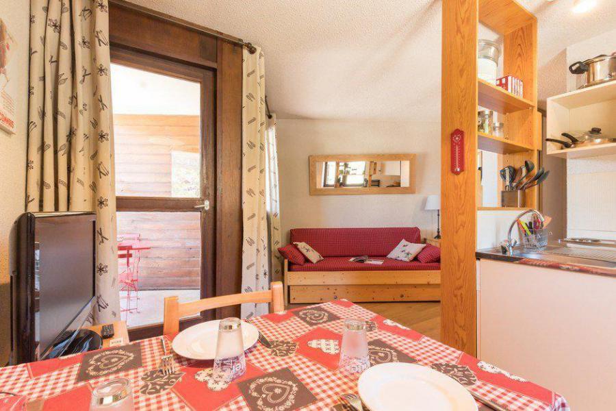 Alquiler al esquí Estudio -espacio montaña- para 4 personas (603) - Résidence le Serre d'Aigle - Serre Chevalier - Apartamento