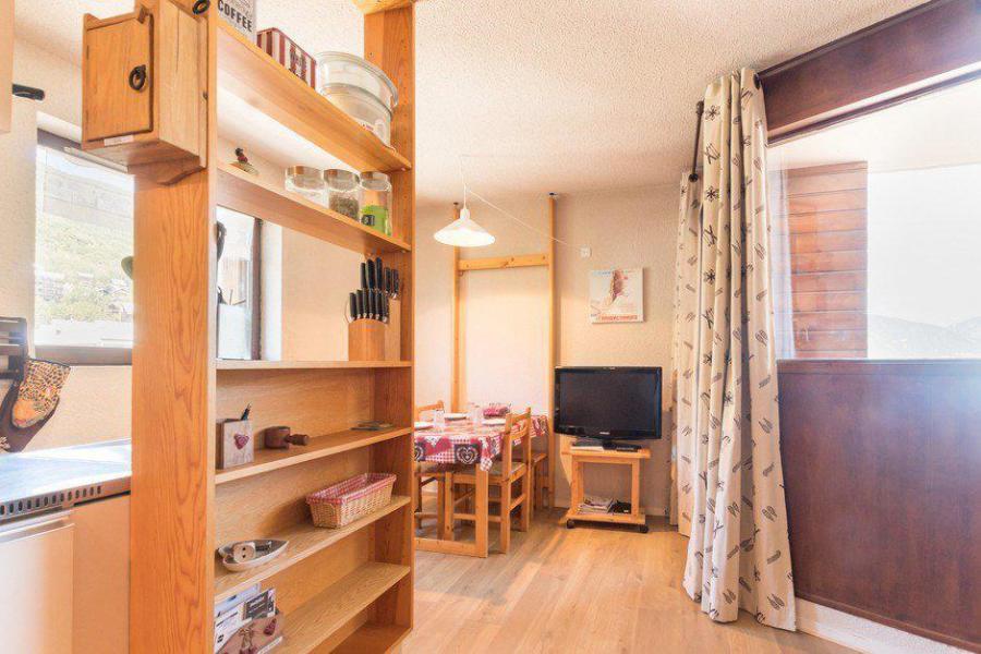 Location au ski Studio coin montagne 4 personnes (603) - Résidence le Serre d'Aigle - Serre Chevalier - Appartement