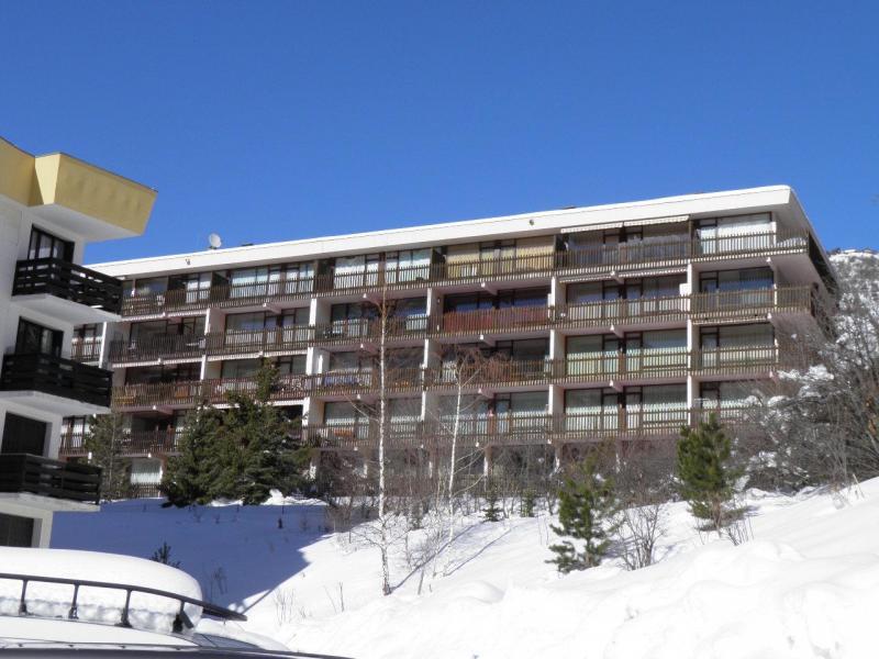 Soggiorno sugli sci Résidence les Eterlous - Serre Chevalier - Esteriore inverno