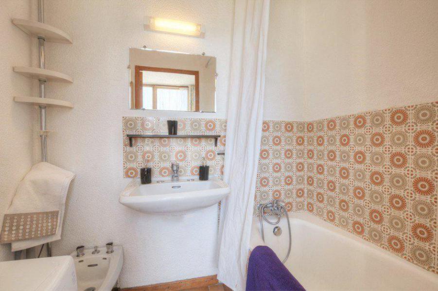 Ski verhuur Appartement 2 kamers 6 personen (0211) - Résidence les Eterlous - Serre Chevalier