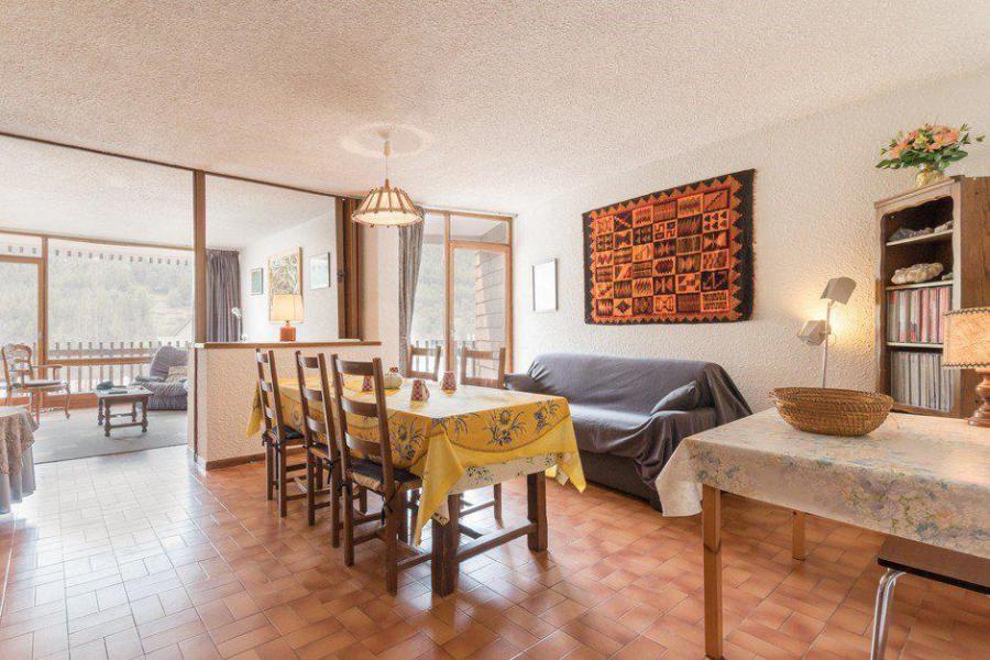 Ski verhuur Appartement 3 kamers 10 personen (0111) - Résidence les Eterlous - Serre Chevalier