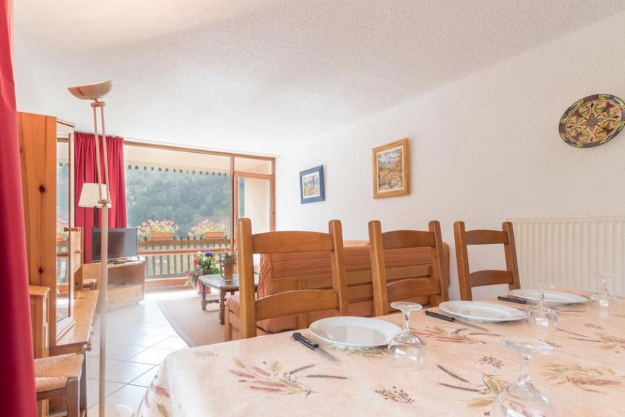 Ski verhuur Appartement 3 kamers 7 personen (0204) - Résidence les Eterlous - Serre Chevalier