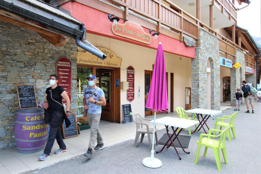 Location au ski Appartement 2 pièces 5 personnes (209) - Résidence les Fraches - Serre Chevalier