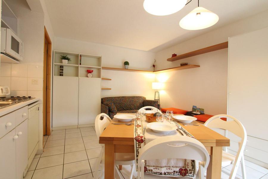Location au ski Studio coin montagne 4 personnes (BJA105) - Résidence les Jardins Alpins - Serre Chevalier