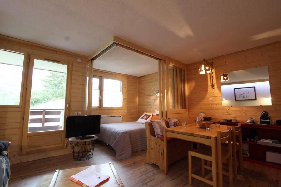 Ski verhuur Studio bergnis 4 personen (1009) - Résidence les Mélèzes - Serre Chevalier