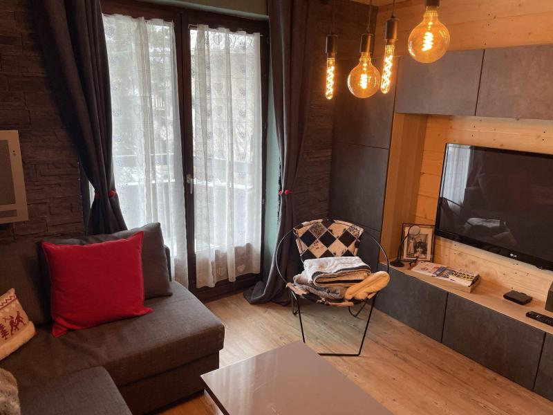 Location au ski Studio cabine 4 personnes (01) - Résidence les Neyzets - Serre Chevalier - Séjour