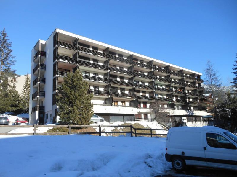 Soggiorno sugli sci Résidence les Nivéoles - Serre Chevalier - Esteriore inverno