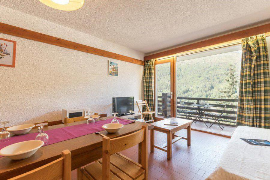 Location au ski Appartement 2 pièces 6 personnes (406) - Résidence les Nivéoles - Serre Chevalier - Appartement