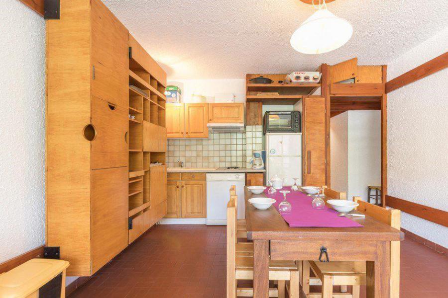 Location au ski Appartement 2 pièces 6 personnes (406) - Résidence les Nivéoles - Serre Chevalier - Séjour