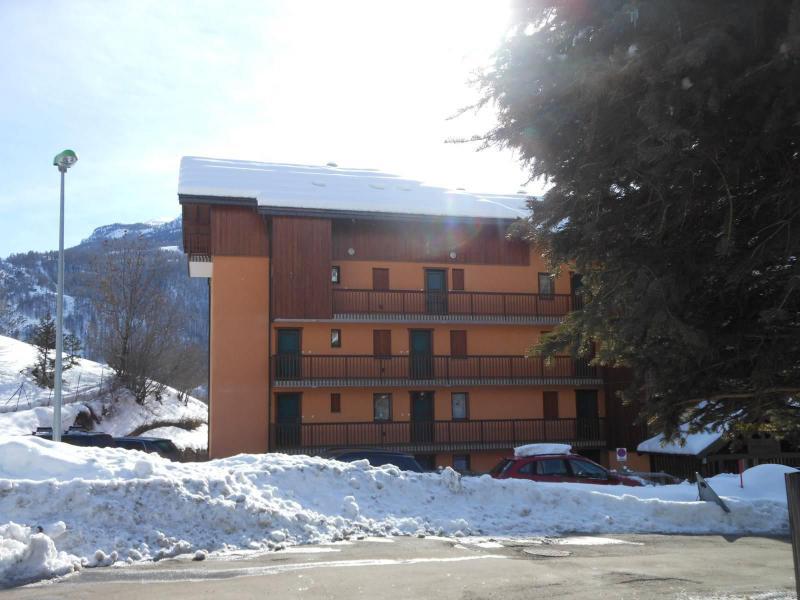 Ski verhuur Appartement 2 kabine kamers 4 personen (310) - Résidence les Peyronilles - Serre Chevalier