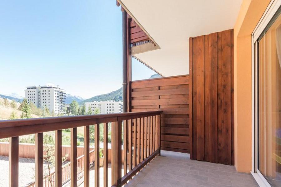 Location au ski Appartement 2 pièces cabine 4 personnes (204) - Résidence les Peyronilles - Serre Chevalier